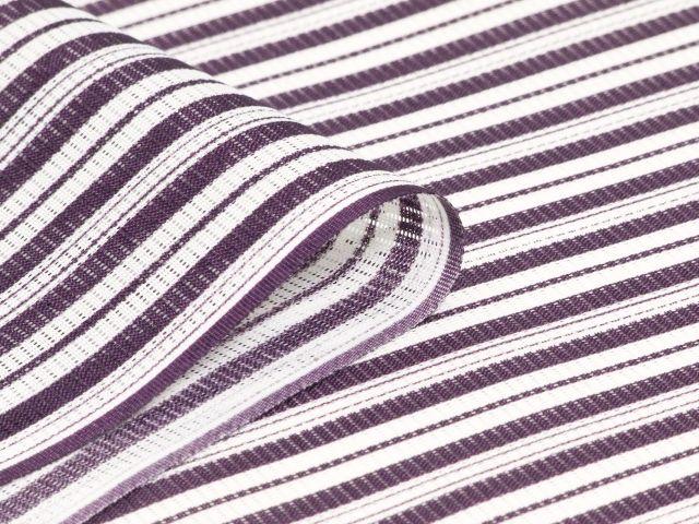 洗える絽小紋