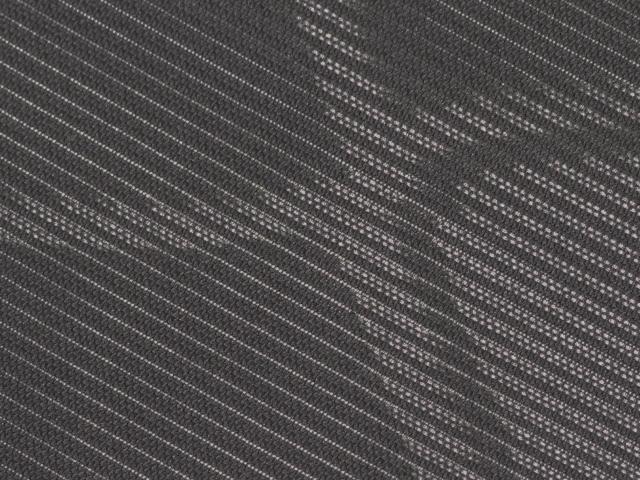 絽黒共九寸帯